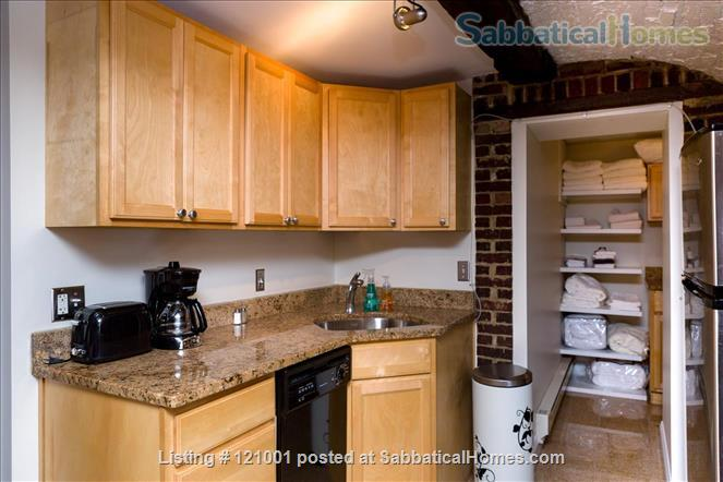 COZY FURNISHED STUDIO  (M113)    1 dog is welcome Home Rental in Boston, Massachusetts, United States 4