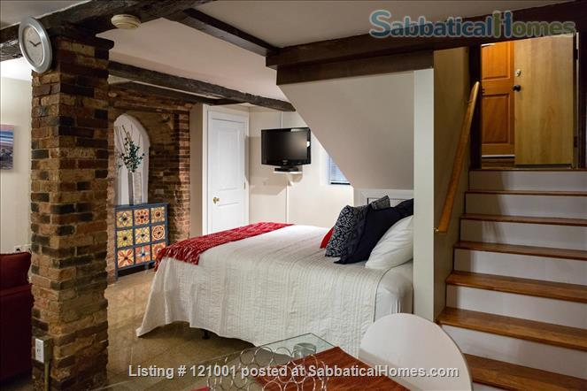 COZY FURNISHED STUDIO  (M113)    1 dog is welcome Home Rental in Boston, Massachusetts, United States 5