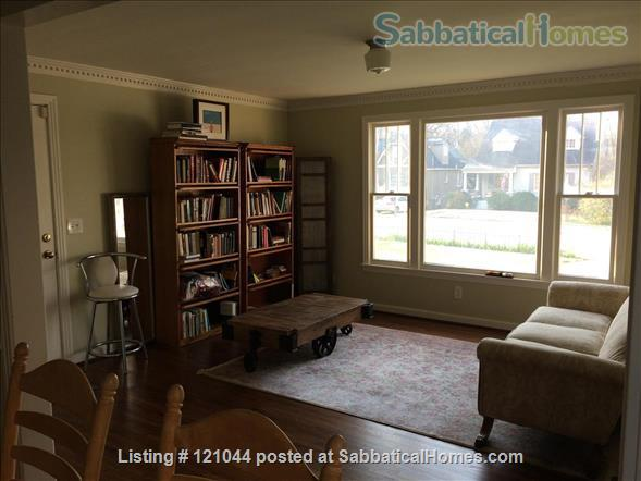 Walk/bike to campus: Renovated house Home Rental in Nashville, Tennessee, United States 0
