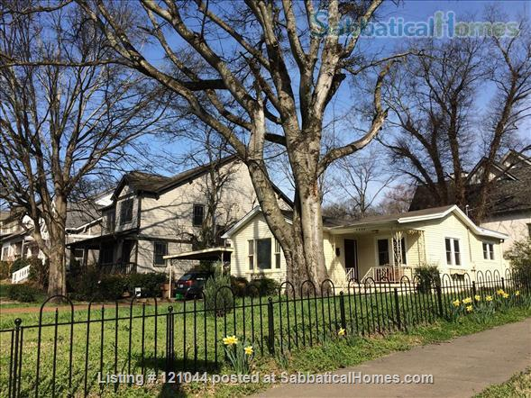 Walk/bike to campus: Renovated house Home Rental in Nashville, Tennessee, United States 7