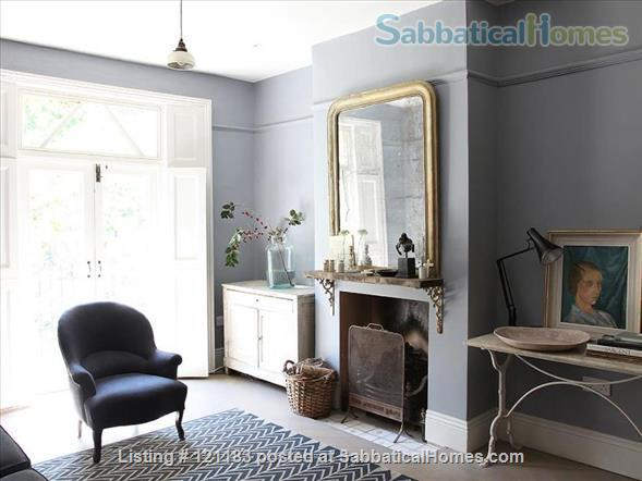 BEAUTIFUL INTERIOR DESIGNED SEMI-DETACHED VICTORIAN HOME IN LONDON Home Rental in London, England, United Kingdom 2