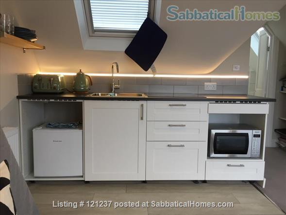 Studio-loft, Wimbledon, London Home Rental in Wimbledon, England, United Kingdom 0