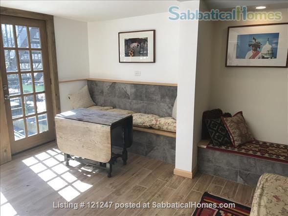 Ravensnest Bungalow - Sun-Filled English Basement Home Rental in Takoma Park, Maryland, United States 2