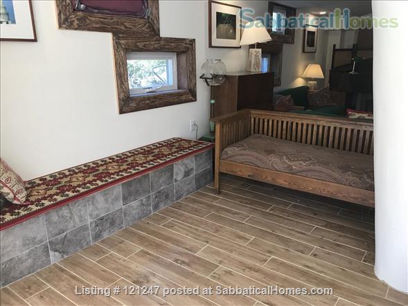 Ravensnest Bungalow - Sun-Filled English Basement Home Rental in Takoma Park, Maryland, United States 3