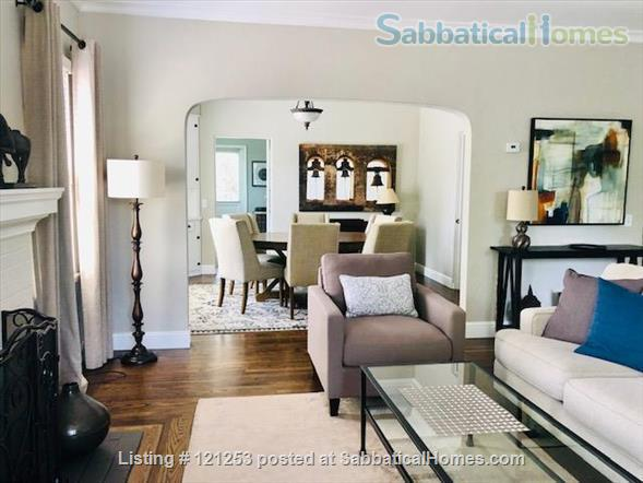 Exceptional Apartment. Fully Furnished 2 Bd 1.5 Ba + Office. Downtown North Home Rental in Palo Alto, California, United States 2