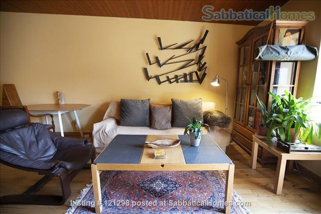 Awesome atic with terrace in Barcelona center  Home Rental in Barcelona, CT, Spain 9