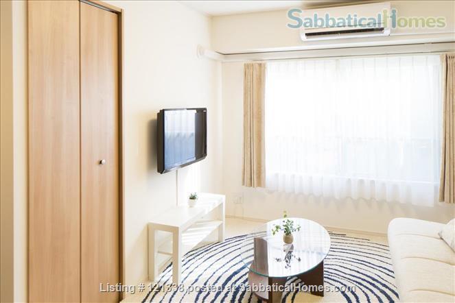 2BR Tokyo Central 3 min to Gotanda (Yamanote, Tokyo central loop line) Home Rental in Shinagawa City, Tokyo, Japan 0
