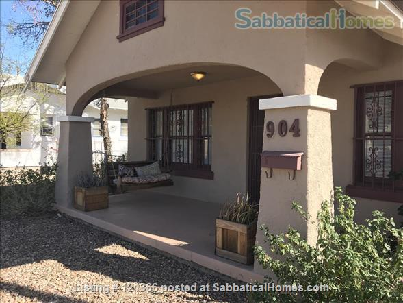 """""""Bungalow """"Steps to U of A Home Rental in Tucson, Arizona, United States 1"""