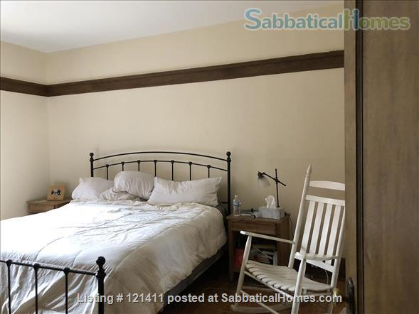 """Live Here!  The most beautiful, elegant building in Hyde Park. Fully restored,  furnished,   """"The Mews"""" 4 Bed/ 3 Bath apartment on U of C's Campus Home Rental in Chicago, Illinois, United States 2"""