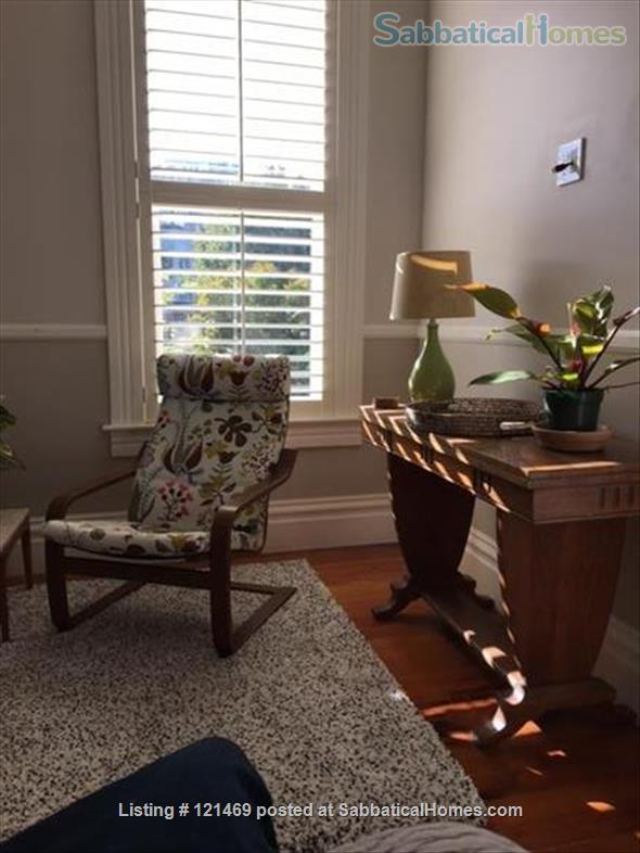 Charming San Francisco Apartment with Parking-Top Location Home Rental in San Francisco, California, United States 1