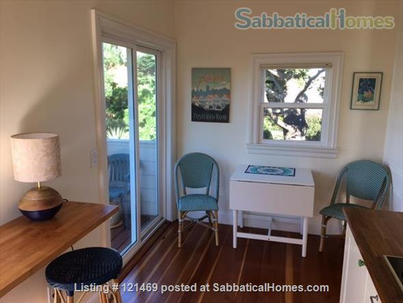 Charming San Francisco Apartment with Parking-Top Location Home Rental in San Francisco, California, United States 2