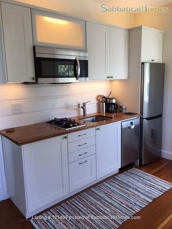 Charming San Francisco Apartment with Parking-Top Location Home Rental in San Francisco, California, United States 5