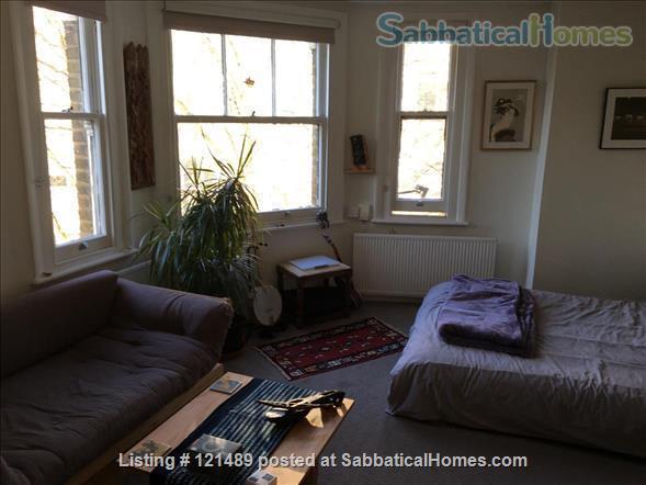 Lovely studio apartment in Bloomsbury Home Rental in Kings Cross, England, United Kingdom 1