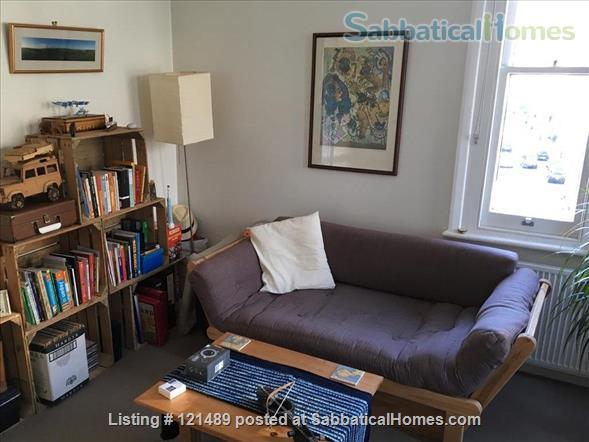Lovely studio apartment in Bloomsbury Home Rental in Kings Cross, England, United Kingdom 3