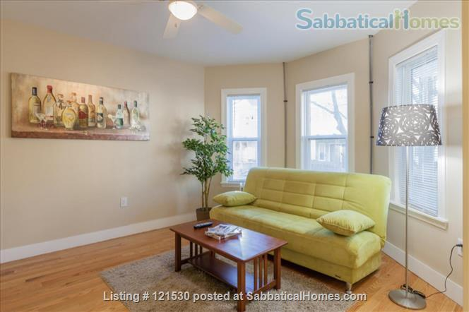 $3450 / 3br - 1000ft2 - Furn. Reno Apt w Washer/Dryer in Units, nr Tufts. Home Rental in Medford, Massachusetts, United States 2