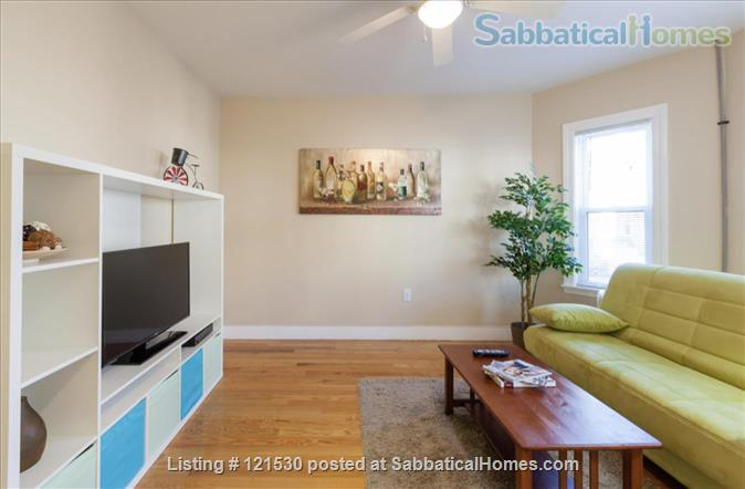 $3450 / 3br - 1000ft2 - Furn. Reno Apt w Washer/Dryer in Units, nr Tufts. Home Rental in Medford, Massachusetts, United States 3