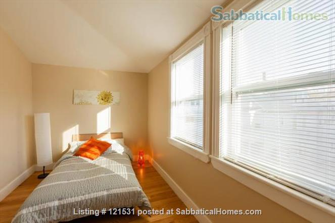 $3450 / 3br - 1000ft2 - Furn. Bright Apt with Central AC and Wifi nr Tufts! Home Rental in Medford, Massachusetts, United States 7