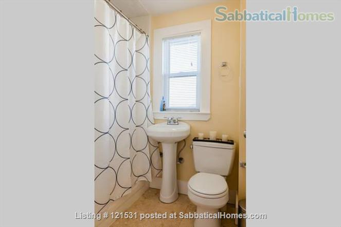 $3450 / 3br - 1000ft2 - Furn. Bright Apt with Central AC and Wifi nr Tufts! Home Rental in Medford, Massachusetts, United States 8