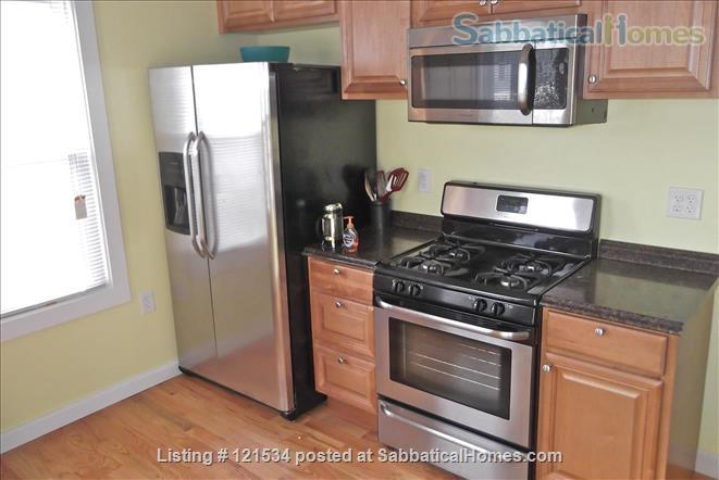 $3990 / 3br - 1000ft2 - Furn. Spacious nr Harvard, w Wifi and Utilities! Home Rental in Somerville, Massachusetts, United States 2