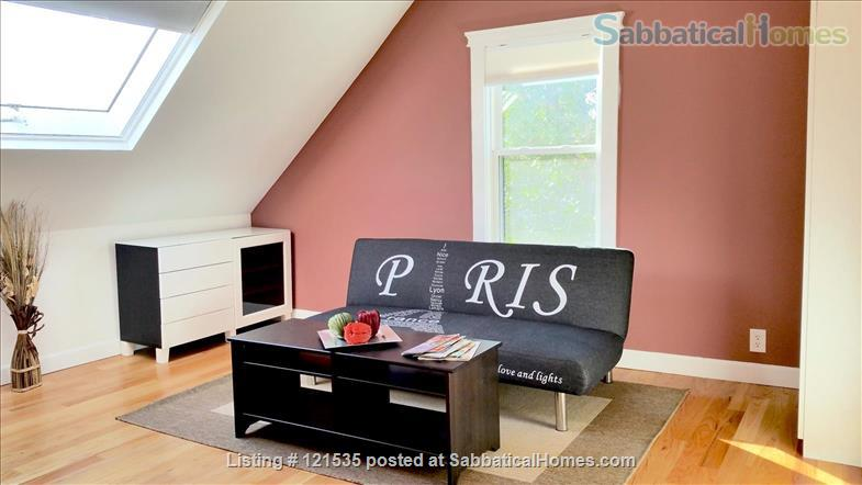 $3690 / 2br - 900ft2 - Furn. Nr Harvard, market, w Open-plan on TopF! w UTILITIES. Home Rental in Somerville, Massachusetts, United States 3