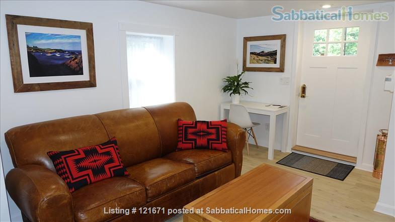 Furnished 1BR 1BA on T, Central Sq. between MIT & Harvard Home Rental in Cambridge, Massachusetts, United States 0