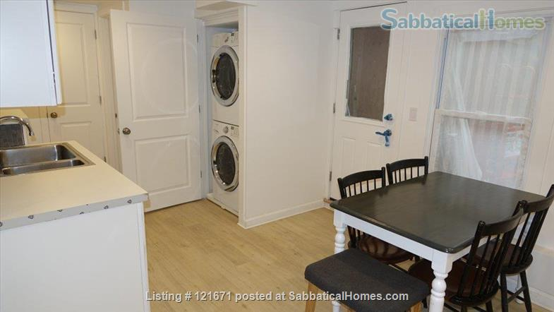 Furnished 1BR 1BA on T, Central Sq. between MIT & Harvard Home Rental in Cambridge, Massachusetts, United States 4
