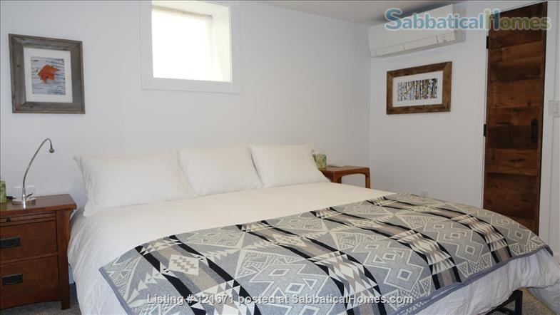 Furnished 1BR 1BA on T, Central Sq. between MIT & Harvard Home Rental in Cambridge, Massachusetts, United States 6