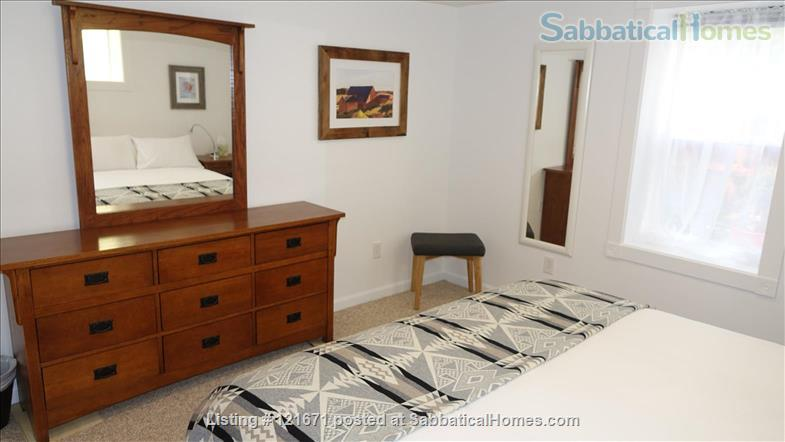 Furnished 1BR 1BA on T, Central Sq. between MIT & Harvard Home Rental in Cambridge, Massachusetts, United States 7