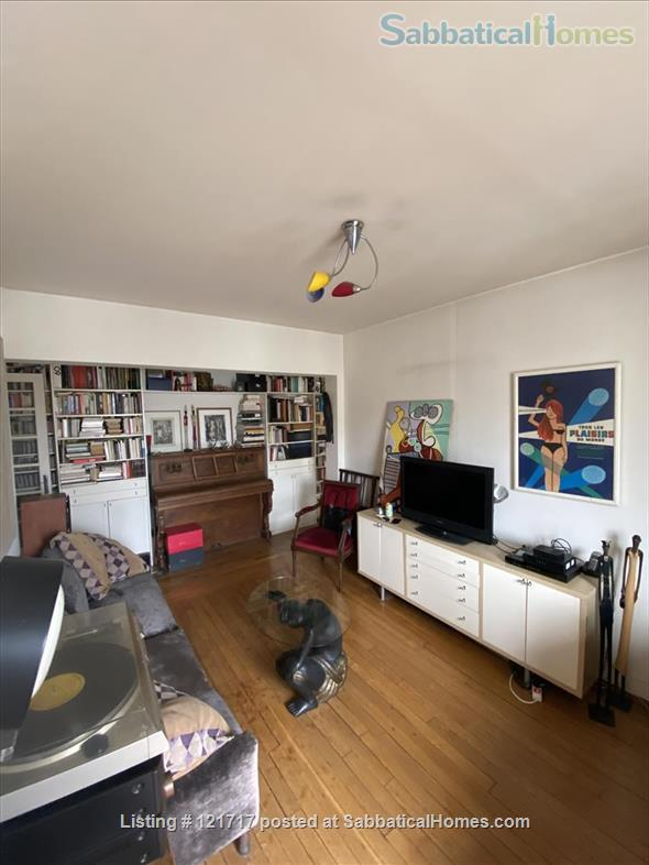 Lovely, sunny and comfortable 1 bedroom in Montmartre Home Rental in Paris, IDF, France 1