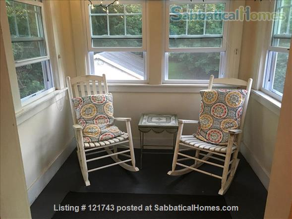 Beautiful, Furnished Apartment, Utilities Included  in Desired Spring Glen Neighborhood of Hamden! Minutes from Yale!  Home Rental in Hamden, Connecticut, United States 3