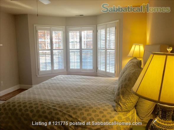 Charming 3 BR, 3 BA home five minutes to UNC, 20 min to Duke Home Rental in Chapel Hill, North Carolina, United States 5