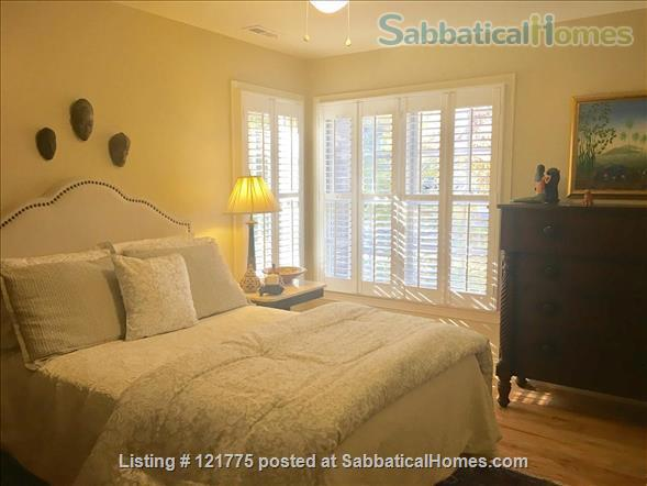 Charming 3 BR, 3 BA home five minutes to UNC, 20 min to Duke Home Rental in Chapel Hill, North Carolina, United States 6