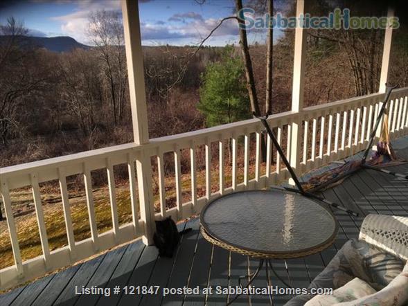 Swiss and Art Ambiance Home Rental in Northampton, Massachusetts, United States 0