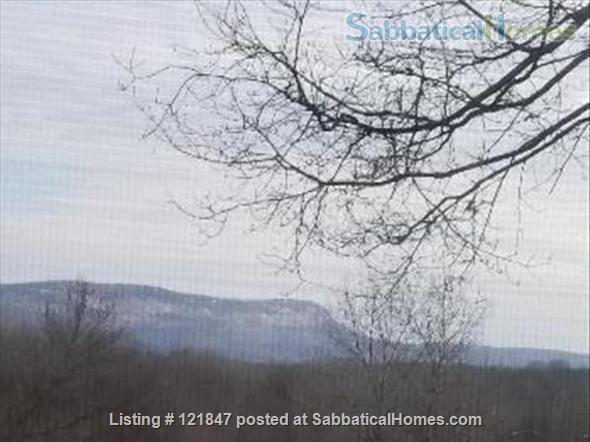 Swiss and Art Ambiance Home Rental in Northampton, Massachusetts, United States 2