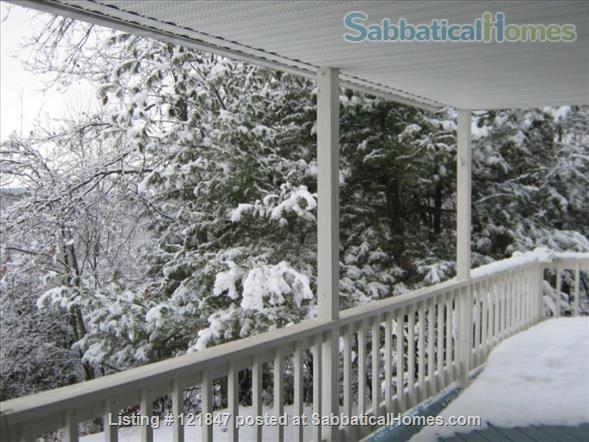 Swiss and Art Ambiance Home Rental in Northampton, Massachusetts, United States 4