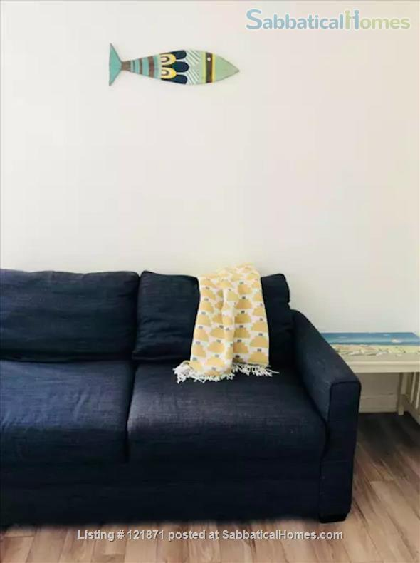 Updated oceanside apartment, 2 bedrooms, steps to the beach, weekly rental Home Rental in Old Orchard Beach, Maine, United States 7