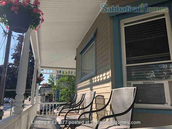 Classic Maine cottage steps from the beach Home Rental in Old Orchard Beach, Maine, United States 0