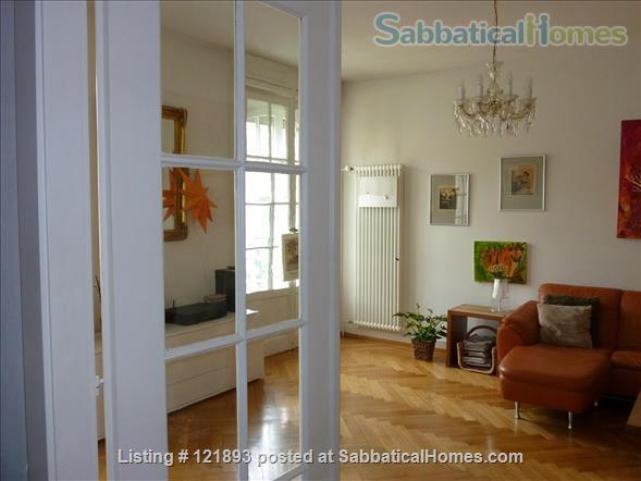 Lausanne city center, best location, superbe apartmenet Home Rental in Lausanne 1