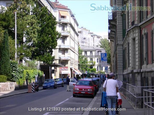 Lausanne city center, best location, superbe apartmenet Home Rental in Lausanne 0