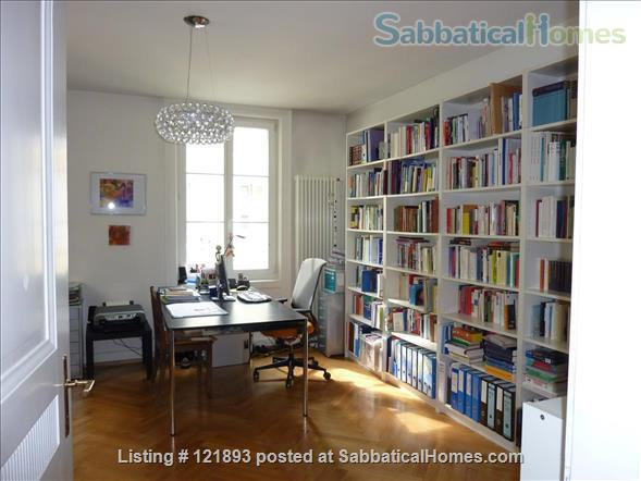 Lausanne city center, best location, superbe apartmenet Home Rental in Lausanne 5