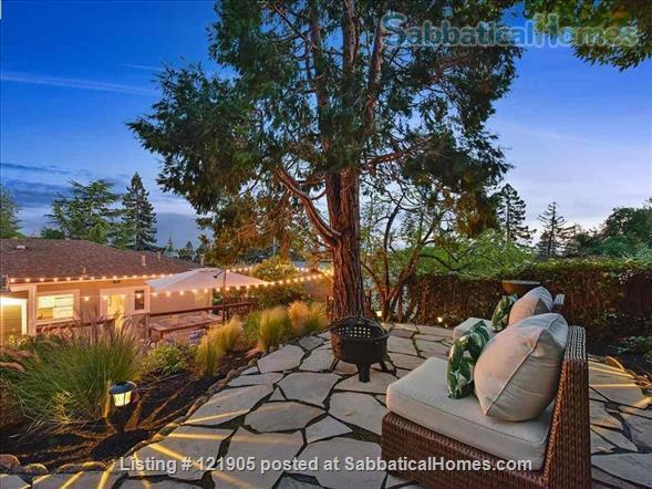 Oakland Haven: beautiful 2-BR house plus outdoor garden studio in quiet neighborhood Home Rental in Oakland, California, United States 9