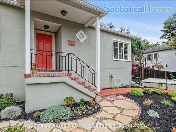 Oakland Haven: beautiful 2-BR house plus outdoor garden studio in quiet neighborhood Home Rental in Oakland, California, United States 1