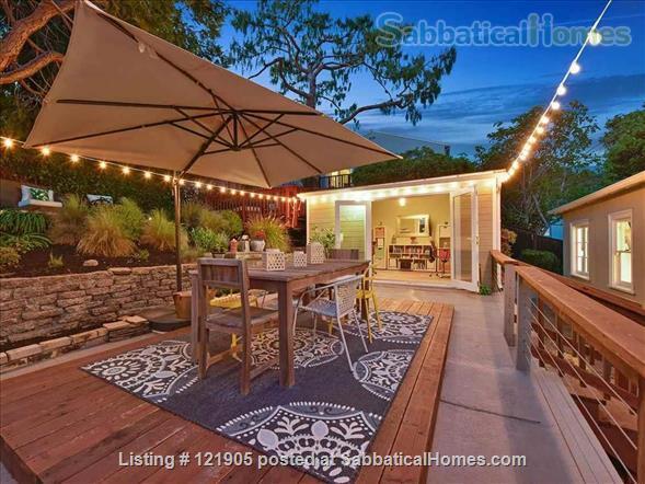 Oakland Haven: beautiful 2-BR house plus outdoor garden studio in quiet neighborhood Home Rental in Oakland, California, United States 8