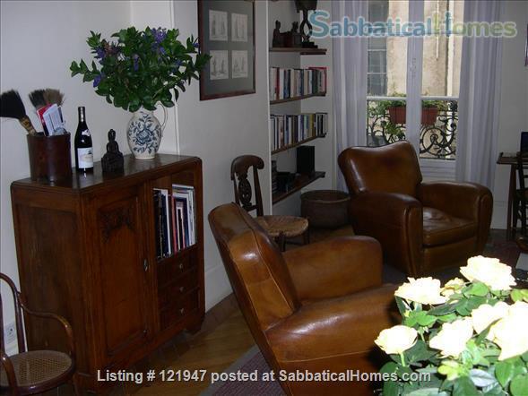 Beautiful Marais 2-Bedroom Home Rental in Paris, Île-de-France, France 0