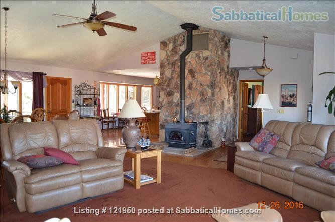 Wine Country Estate Home Rental in Atascadero, California, United States 2