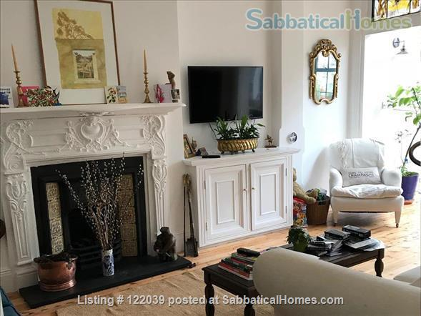 Garden apartment with 2 bedrooms in Edwardian village of Muswell Hill Home Rental in Greater London, England, United Kingdom 0