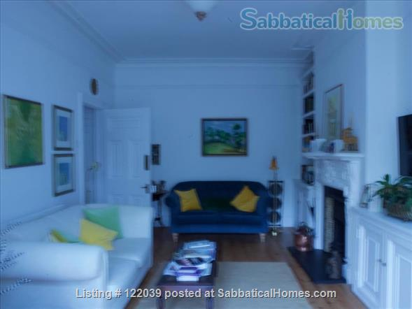 Garden apartment with 2 bedrooms in Edwardian village of Muswell Hill Home Rental in Greater London, England, United Kingdom 3