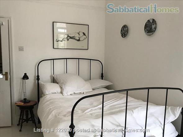 Garden apartment with 2 bedrooms in Edwardian village of Muswell Hill Home Rental in Greater London, England, United Kingdom 5