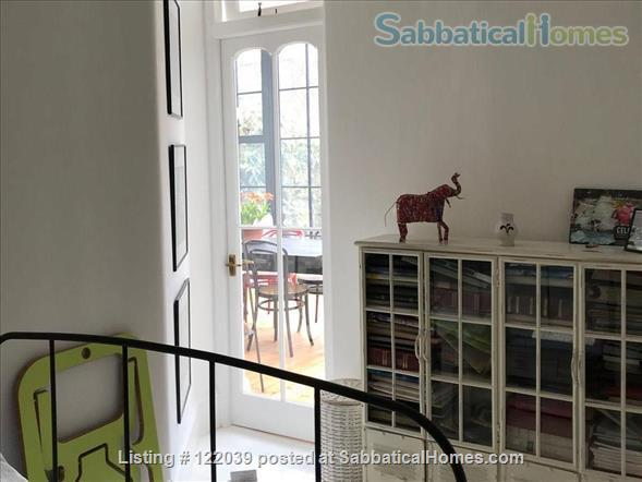 Garden apartment with 2 bedrooms in Edwardian village of Muswell Hill Home Rental in Greater London, England, United Kingdom 6