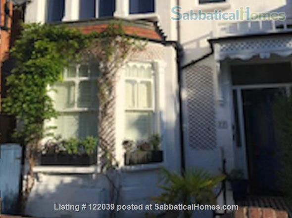 Garden apartment with 2 bedrooms in Edwardian village of Muswell Hill Home Rental in Greater London, England, United Kingdom 8